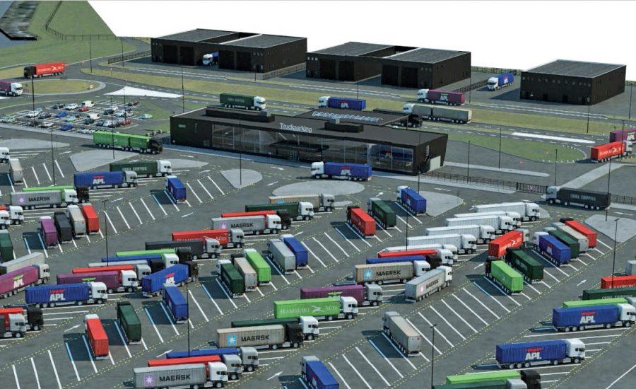 Impressie Maasvlakte Plaza