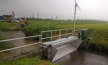 Kantelstuw Oudebostocht Zuid Flevoland 370225