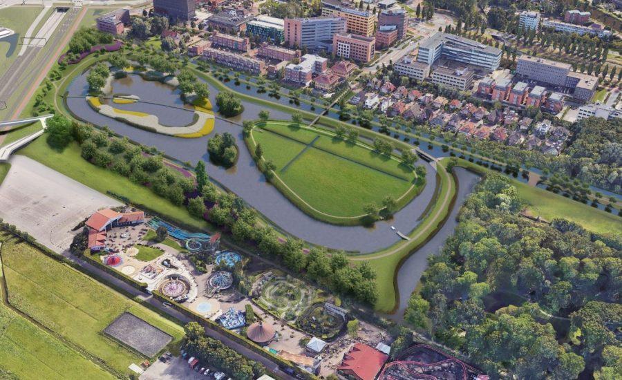 Molenvlietpark Den Haag